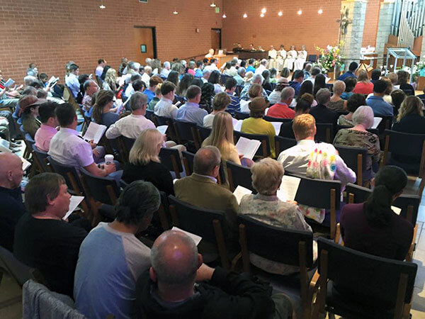 First Lutheran Church of San Diego - Worship Service