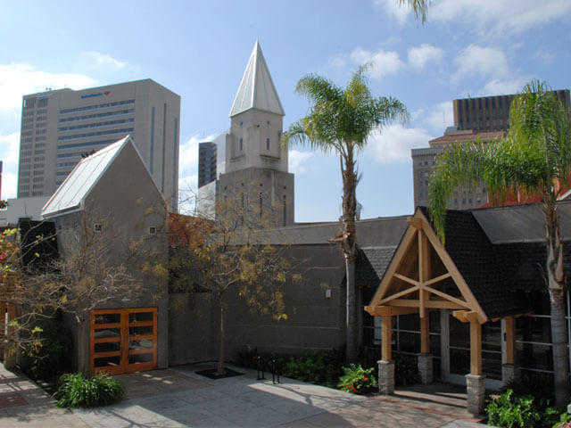 First Lutheran Church of San Diego - Downtown Community