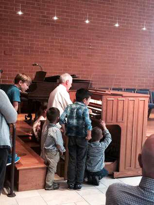 First Lutheran Church San Diego - Music Ministry