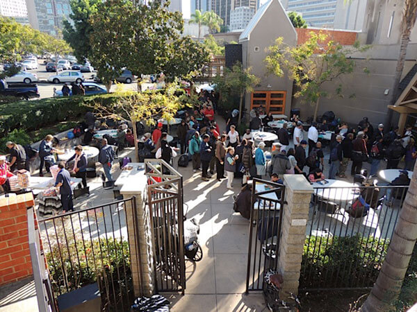First Lutheran Church of San Diego - Outreach Meals